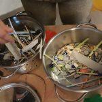 fideus i aliments amb cartró Greta